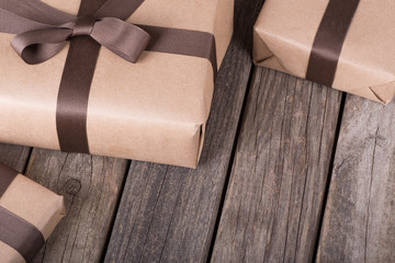 Brown Gift Presents