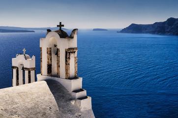 Church on the seashore