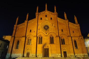 Pavia Basilica del Carmine