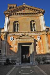 Roma, la basilica di Santa Prudenziana