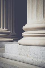 Vintage Pillars of Law