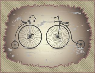 Bikes my great-grandfather