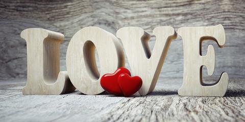 Love + Herzen