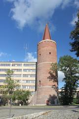 Opole - wieża