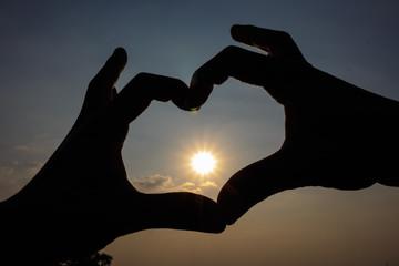 heart power of Love