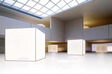 Exhibition Area (draw)