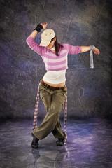 Bewegung durch Tanzen