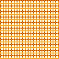 Texture of brown - yellow squares on a light background