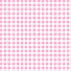 Rosa Karo Tischdecken Muster kariert Hintergrund