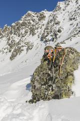 Mountaineer equipment