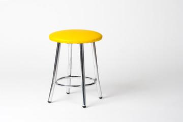 Yellow stool