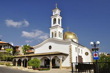 "Temple ""Saint Vlasiy"" Church in Bulgaria"