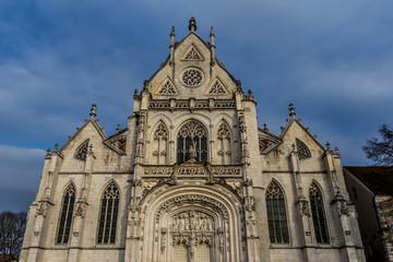 Eglise Saint-Nicolas-de-Tolentin de Brou