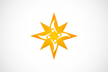 star teamwork logo