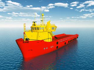 Platform Supply Vessel