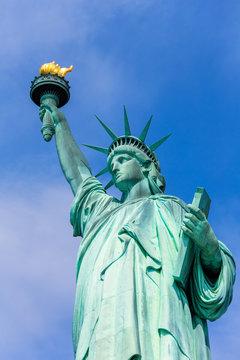 Liberty Statue New York American Symbol USA