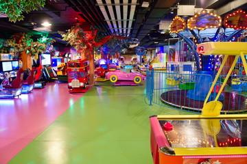 shopping mall playground