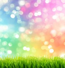natur mit farben