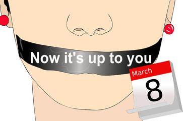 8 marzo, ora parla Tu
