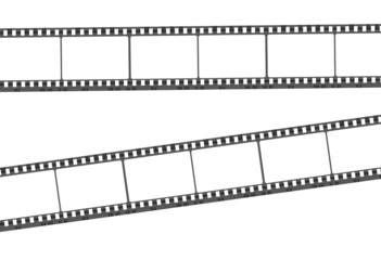 Empty film strip