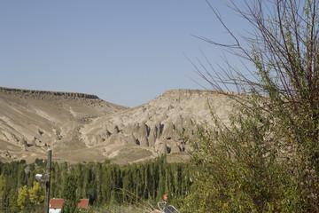 Köy ve Kapadokya