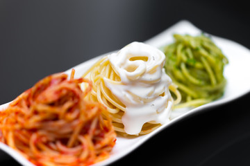 Spaghetti für alle