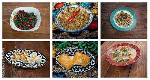 Central Asian Cuisine 71