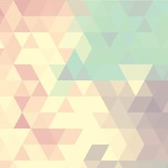 poligoni colorati