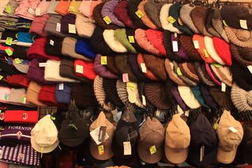 artigianato locale cappelli