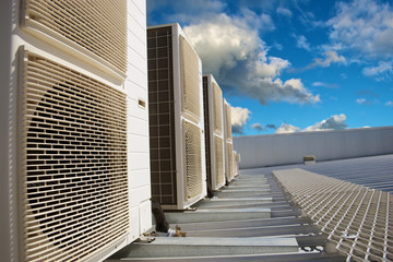 HVAC Air conditioning units