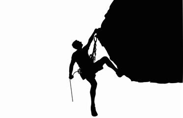 Climb in black