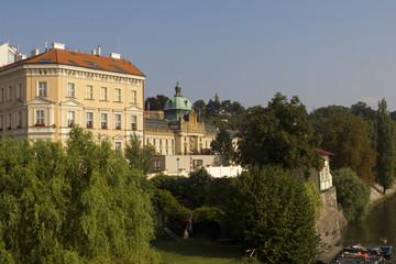 View, Prague