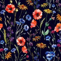 Obraz Wildflowers - fototapety do salonu