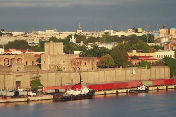 Fortress Osama. Santo Domingo, Dominican republic