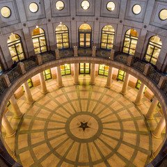 Wall Mural - Texas State Capitol Building in Austin, TX. at twilight