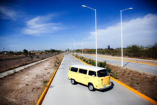 Roadtrip with a Bus