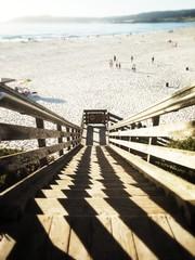 carmel beach summer