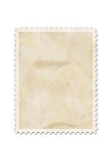 Alte Briefmarke