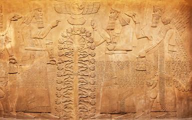 Sumerian artifact
