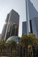 mexico city modern building