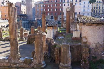 Ancient Roman Ruins - Rome