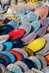 assiette tunisie