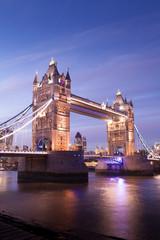Photo sur Plexiglas Londres Tower Bridge, London, England