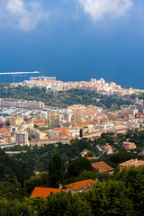 view of Principality of Monaco