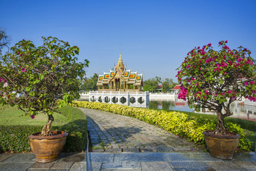 Bang Pa-In Royal Palace, Ayutthaya, Thailand