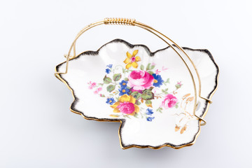 Decorative plate with pattern