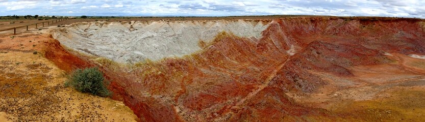 Ocre Pits, Oodnadatta Track, South Australia