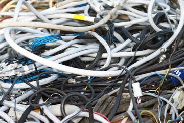 Stromkabel Kabelschrott