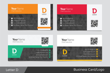 Search photos d letter d logo corporate business card colourmoves