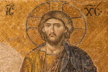 Jesus Christ mosaic